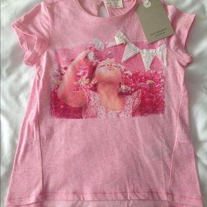 Zara Girls Top Size 2/3